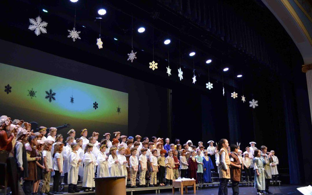 2nd/3rd Grade Christmas Concert