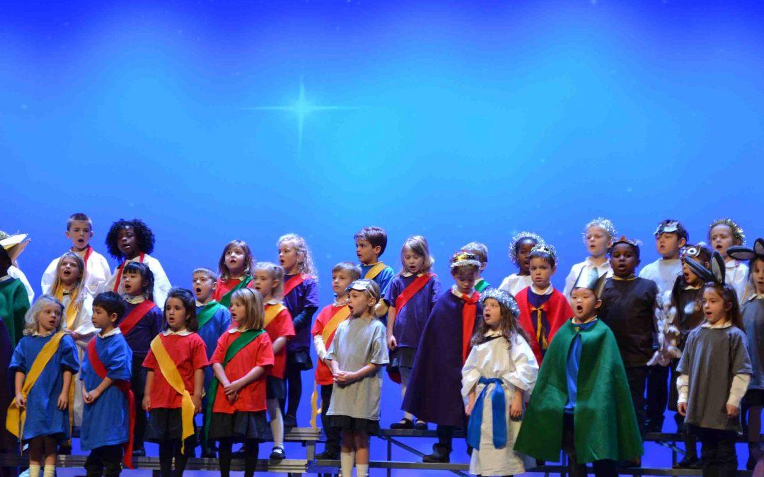 Pre-K/K/1 Christmas Concert