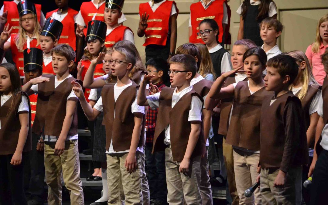4th & 5th Grade Spring Concert