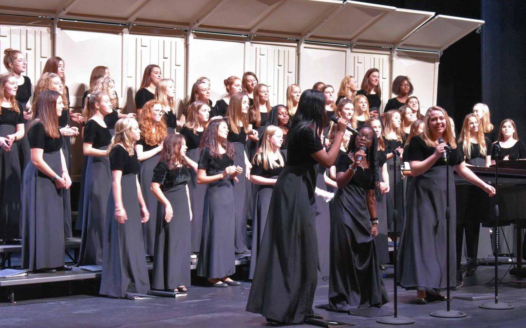 Sacred Choir Concert