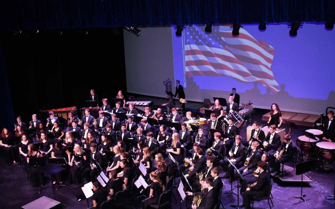 Patriotic Band Concert