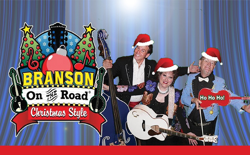 Branson On the Road: Christmas Style